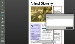 Convierte tu archivo PDF en una clase interactiva | Yo Profesor | Cursos, Recursos  i Ciència | Scoop.it