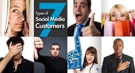 7 Types of Customers on Social Media (And What They Mean for Your Business)   Consumer Empowerment   Scoop.it