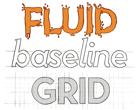Fluid Baseline Grid - A sensible HTML5 and CSS3 development kit | responsive design II | Scoop.it