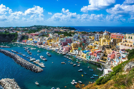Procida island in Naples Italy is absolutely breathtaking | Italia Mia | Scoop.it
