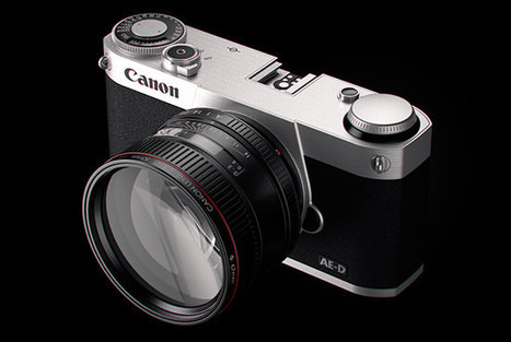 Canon May Announce Its First Mirrorless Camera Before Summer | Photography News | Scoop.it