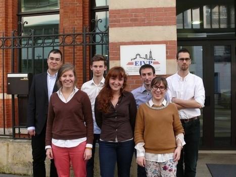 Les entreprises à la rencontre des élèves ingénieurs de l'EIVP !   EIVP - Formation continue et Mastères Spécialisés   Scoop.it