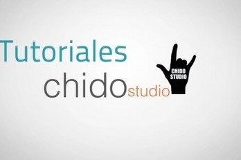 Tutoriales | Chidostudio | iTutorials | Scoop.it
