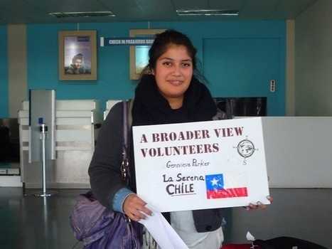 "Gennie Volunteer Abroad in La Serena, Chile | Volunteers Abroad Reviews and Feedbacks | ""#Google+, +1, Facebook, Twitter, Scoop, Foursquare, Empire Avenue, Klout and more"" 