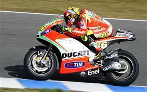 Poll: What should Rossi do?   MCN   Ductalk Ducati News   Scoop.it