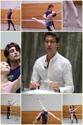 Presentación Compañía Nacional de Danza Clásica, rueda de ... | Compañía Nacional de Danza CLÁSICA | Scoop.it