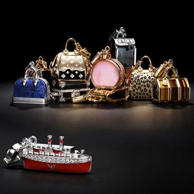 Louis Vuitton use de ses charms - L'officiel de la mode | e-books kindle | Scoop.it