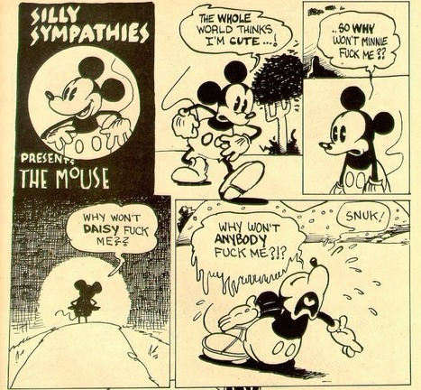 How Mickey Mouse Evades the Public Domain   Openness   Scoop.it