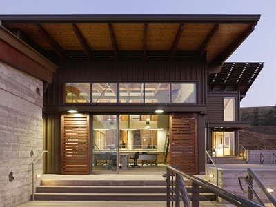 Hawaii Preparatory Academy Energy Lab — Living Building Challenge | sustainable architecture | Scoop.it