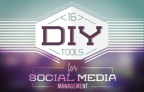 16 Social Media Management Tools You Would be Foolish Not to Try | Handige social media tools | Scoop.it