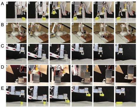 Photos: Robots at IROS 2012 | Robohub | Heron | Scoop.it