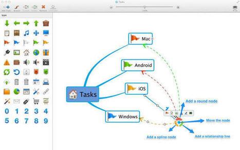 Bons Plans Mac : jaquettes, cartes mentales, pluie et îles désertes - Mac4ever | Cartes mentales | Scoop.it