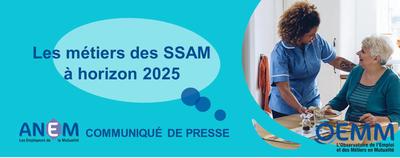 SSAM : accompagner l'évolution des métiers et des compétences