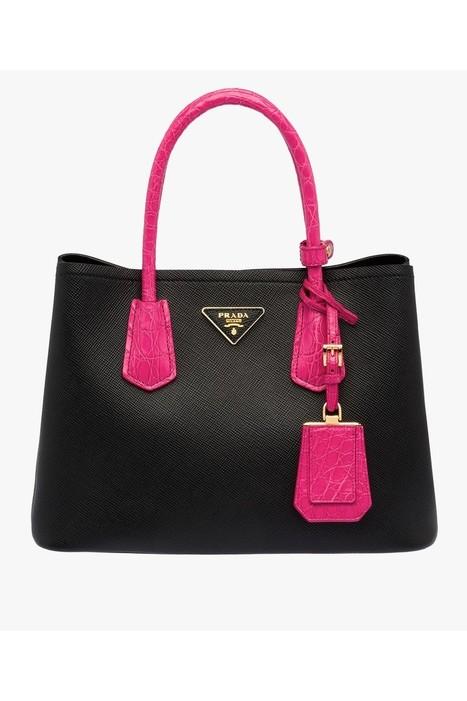 870cc194a8c24b Cahier Bag by Prada at ORCHARD MILE   High Fash...