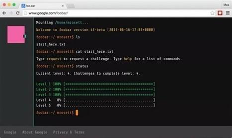 Google : un test caché dans les résultats de recherche pour recruter des développeurs - Blog du Modérateur | coreight | Scoop.it