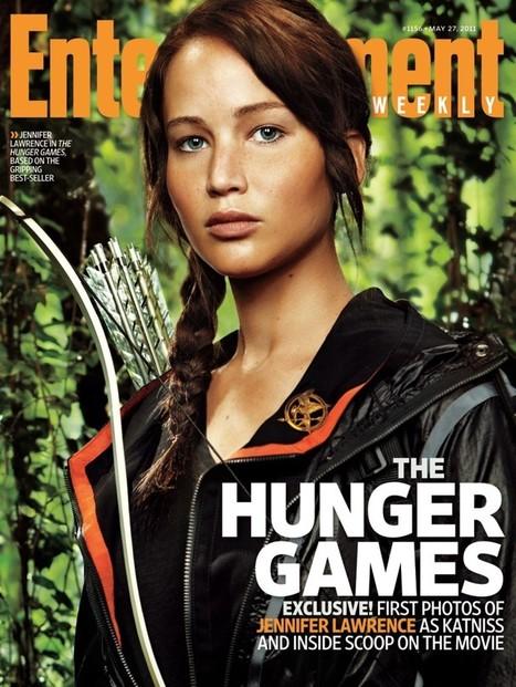 Jennifer Lawrence talks 'X-Men,' fame and 'Hunger Games' - Celebritology 2.0 - The Washington Post | The Hunger Games | Scoop.it