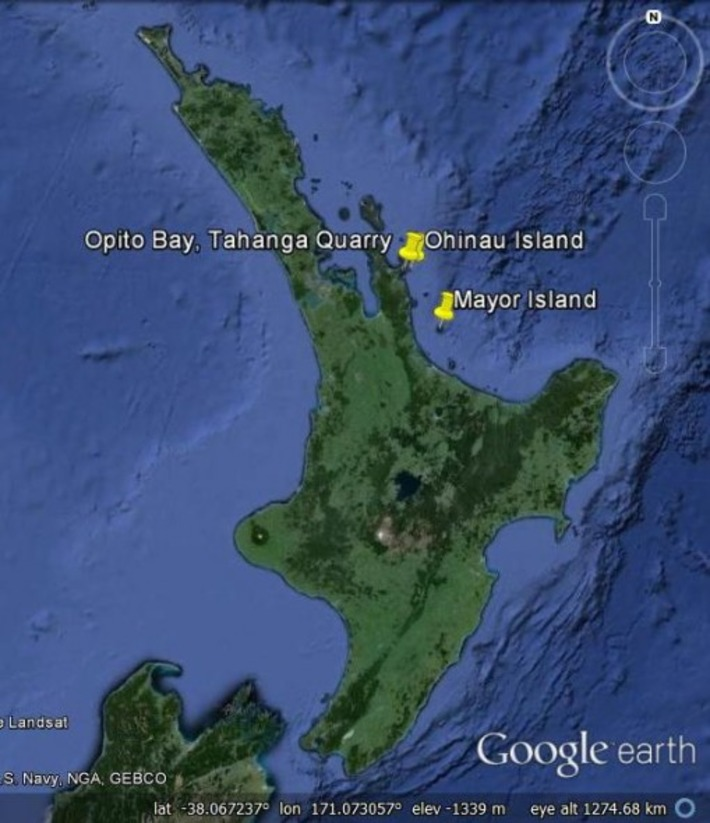 Objets trouvés : Signs of humanity at Ohinau Island | Te Papa (Nouvelle-Zélande) | Kiosque du monde : Océanie | Scoop.it