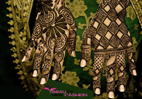 Mehndi Designs For Hands In Beauty New Fashion Scoop It