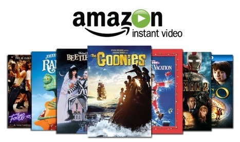 Amazon streaming video app now available for LG Google TV sets ... | Social Smartware | Scoop.it