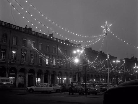 Toulouse pendant les fêtes de Noël comme vous ne l'avez (peut-être) jamais vue | Archives municipales de Toulouse | Scoop.it