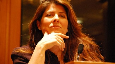 Author Naomi Wolf arrested outside Huffington Post awards ceremony | The Raw Story | #OccupyWallstreet | Scoop.it