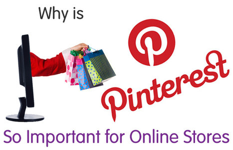 Why Pinterest Is So Important for Online Stores | Social Media Today | Awesome ReScoops | Scoop.it