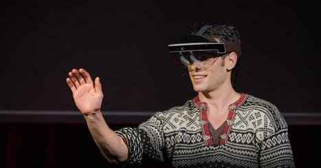 Glimpse of the future through AR headset | New technologies and public participation | Nouvelles technologies et participation publiques | Scoop.it