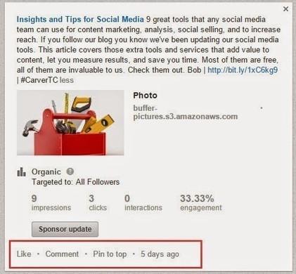 7 Secrets to Rocking LinkedIn Showcase Pages | Mentalist | Scoop.it