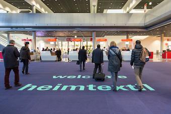 Heimtextil in pictures: The first mayor show for digital printing - Blokboek - Communication Nieuws | BlokBoek e-zine | Scoop.it