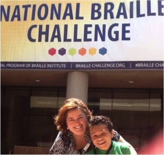 Bookshare Member Amare Leggett Finishes Top Ten in 2016 National Braille Challenge | Paths to Technology | Perkins eLearning | Great Teachers + Ed Tech = Learning Success! | Scoop.it