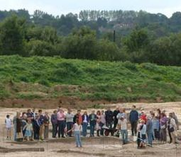 Surrey County Council - A Mesolithic site at North Park Farm Quarry Bletchingley | microburin mesolithic archaeology | Scoop.it