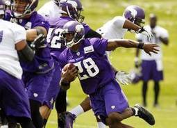 Former OU Running Back Adrian Peterson Named NFL's Top Player | Sooner4OU | Scoop.it