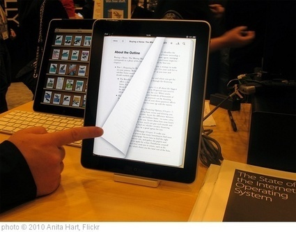 Share Your E-Book from your iPad directly on Your Blog   Being Social Us   Scoop.it
