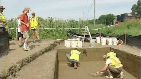 Vt. archaeological dig unearths ancient history | Topics in History | Scoop.it
