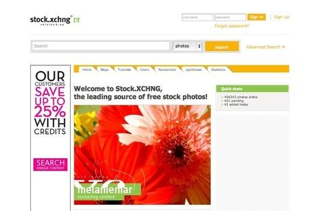 top 12 des banques d'images gratuites et libres de droits | web 2.0 , outils internet, reseaux sociaux, community manager et tous sujets | Scoop.it