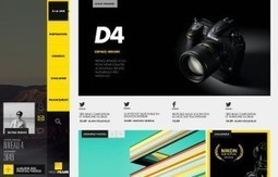 Yellow Frame - Social Photography Website Design by Thomas ... | Photography in the Age of Social Media | Scoop.it