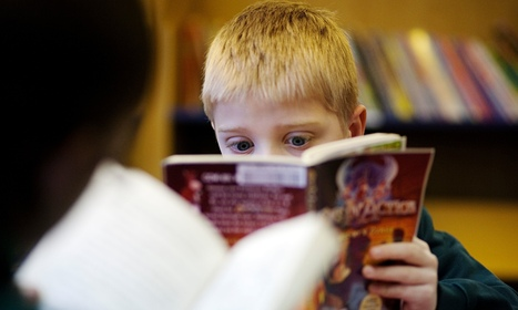 How to encourage students to read for pleasure: teachers share their top tips | Learning skills and literacies | Scoop.it