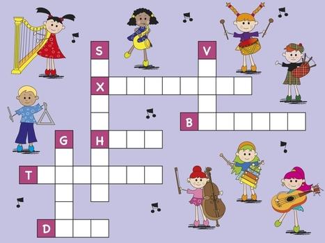 Clues = Crosswords Builder for Parties and Tests   Recursos Online   Scoop.it