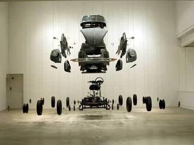 Damián Ortega: Cosmic Thing | VIM | Scoop.it