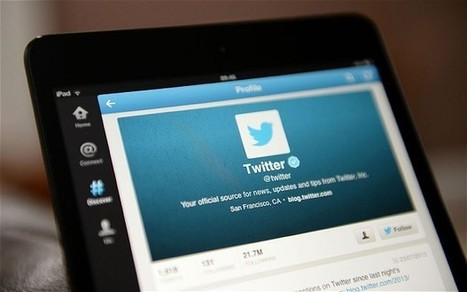 How Twitter will power the Internet of Things - Telegraph | Twitter Bots | Scoop.it