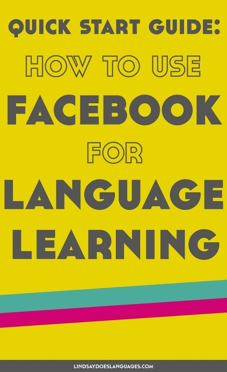 The Quick Start Guide to Facebook for Language Learning | Angelika's German Magazine | Scoop.it