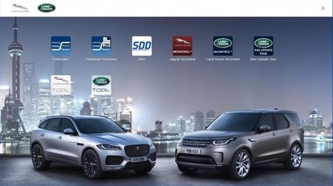 Jaguar and Land Rover Diagnostic Tool' in obd2 tools | Scoop it