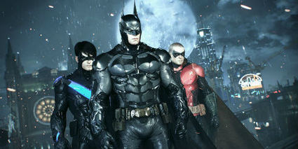 Batman: Arkham Knight to get 3.5GB day one Patch | myproffs.co.uk- gaming news | Scoop.it