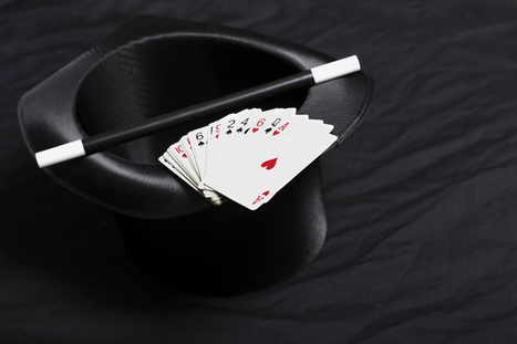 Abra Cadabra! The science of how magicians influence decision-making | Leadership and Management | Scoop.it