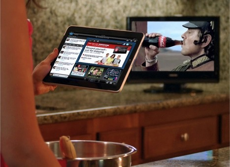 You're not watching, you're iPadding? How contextual 2nd Screen is a solution to distraction ht @chriswinter | Multi Platform TV Daily | Scoop.it