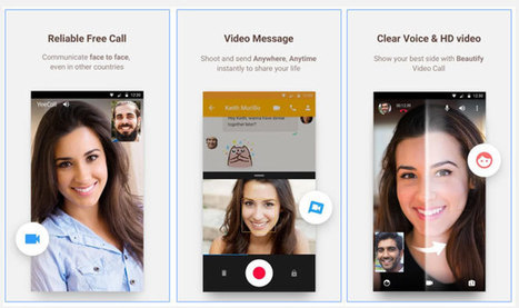 YeeCall HD Video Calls Apk android - www bestmo