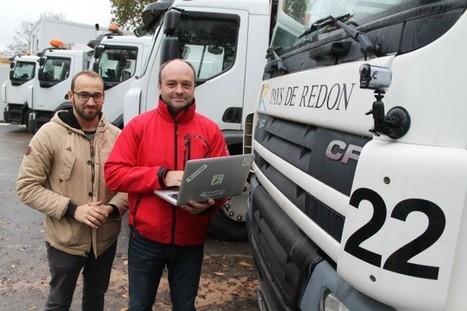 En Bretagne: leur camion-poubelle prend des photos - Rue89 - L'Obs | GeoWeb OpenSource | Scoop.it