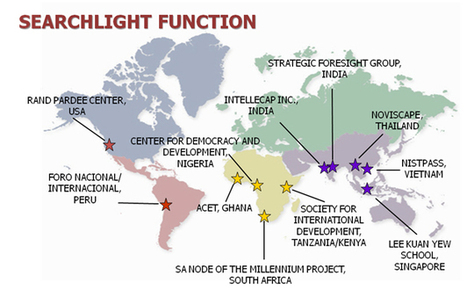 Using Foresight to Surface Social Problems : The Rockefeller Foundation | foresighting | Scoop.it