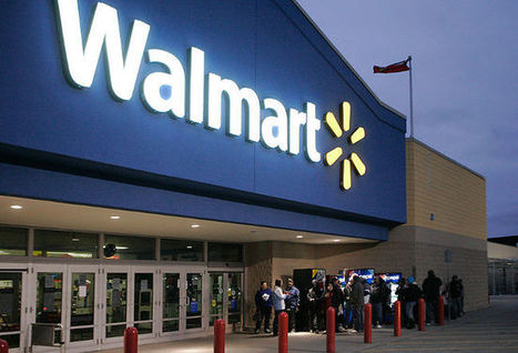 Wal-mart is Looking at Robots as Shopping Carts | Robotics | Scoop.it