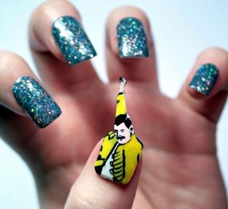 Fabulous Crazy Nail Designs Nail Design Ideas